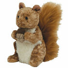 TY Beanie Baby - TREEHOUSE the Squirrel (5 inch) - MWMTs Stuffed Animal Toy