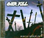 Overkill - From the Underground and Below - Overkill CD KZVG The Fast Free