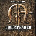 Marty Friedman : Loudspeaker CD Value Guaranteed from eBay's biggest seller!