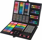 Kids LED Colors set Art Drawing Fun Painting Deluxe Wood Case Gift Learning Toy