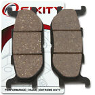 Front Ceramic Brake Pads 1998-2010 Yamaha XVS650A V Star Classic Set Full by