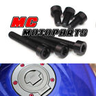 Aluminum Fuel Cap Bolts Kit For KTM Super Duke 990 /R All Year Adventure 990 S/R