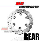 Solid Rear Brake Disc Rotor For LAVERDA GHOST 650 1996-1999 96 97 98 99