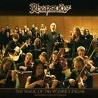 Rhapsody : The Magic of the Wizard's Dream CD Limited  EP (2005) Amazing Value