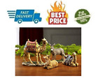 Animal Set of 4 for Real Life Nativity 7 inch Scale