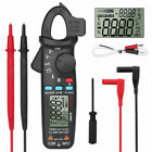 Bside 1ma Acdc Digital Clamp Meter With All-in-one Multimeter Kit Volt Amp Ohm