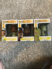 Funko Pop Disney Princess & the Frog Set of 3 - Tiana, Louis and Dr. Facilier