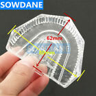 Disposable Plastic Dental Lab Mold Base Denture Tray Sectioned Base Kit Clear