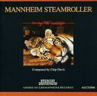 Mannheim Steamroller : Saving The Wildlife (1986 Television Documentary) CD