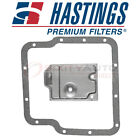 Hastings Auto Transmission Filter Kit for 1989 1997 Geo Tracker 16L L4 fd