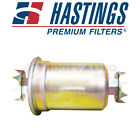 Hastings Fuel Filter for 1989 1997 Geo Tracker 16L L4 Gas Filtration wf
