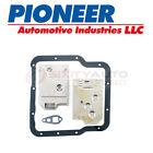 Pioneer Auto Transmission Filter Kit for 1989 1997 Geo Tracker 16L L4 rg