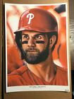 Bryce Harper Signs New Exclusive Autograph Deal with Topps 7