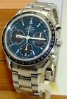 OMEGA SPEEDMASTER CO AXIAL AUTOMATIC 40mm CHRONOGRAPH WATCH MINT BOX