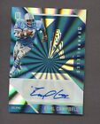 2016 Panini Unparalleled Earl Campbell HOF Signed AUTO 4 49 Oilers