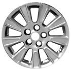 04094 Refinished Buick LaCrosse 2010 2013 17 inch Wheel Rim Mahchined and Silver