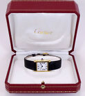Cartier Authentic Ladies Must De Cartier watch with Cartier Presentation Box