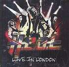 H.E.A.T - Live In London - ID4z - CD - New