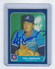 Top 10 Ted Simmons Baseball Cards 25
