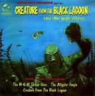Creature from the Black Lagoon / Alligator People Soundtrack CD 19CDC93