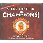 Sing Up for the Champions, Reds United, Used; Good CD