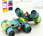 Camouflage Green Plastic 10x 30mm Binocular Toy Fun Boy for Child Kids Gift NMjl