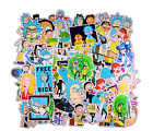 Rick and Morty Sticker 100pcs Pack for Hydro Flasklaptop waterbottle mug