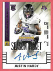 How to Spot the 2015 Panini Contenders Draft Football Variations 7