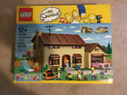 LEGO - The Simpson's House - 71006 NEW in Sealed Box NISB – retired