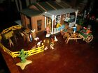 Playmobil 3769 Western Farmhouse Ranch Very Rare Vintage 1978 Extras Excellent