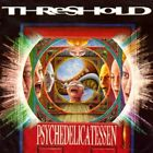 Threshold - Psychedelicatessen - Threshold CD GGVG The Fast Free Shipping