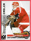 2015 Leaf In The Game Used Hockey Cards 18