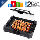 1800 Watts XL NonStick BBQ Smokeless Indoor Electric Grill Plate Dishwasher Safe