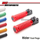 CNC Front Rider Foot Pegs POLE For Ducati Monster S4R Testastretta 2007-08 07 08