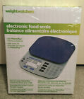 Weight Watchers Electronic Food Scale With Point Plus Values Database