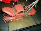 1/18 Solido Texaco Gas & Oil 1953 Chevrolet Pick Up Tow Truck Wrecker Diecast
