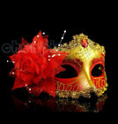 Christmas Carnival Dancing Party Ladies Masquerade Party Mask With Flower