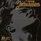 Jerusalem ‎– 10 Years After (1988) Refuge Records CD Sealed NEW rare CCM