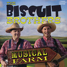 The Biscuit Burners : Musical Farm Children's 1 Disc CD