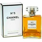 Chanel No.5 3.4 oz 100ml Women's Eau de Parfum Spray NIB Sealed