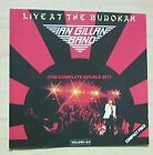 IAN GILLAN BAND LIVE AT THE BUDOKAN - VOL 1 + 2 CD 9 TRACK UK
