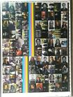 Full Uncut Proof Sheet Sons of Anarchy Trading Card Seasons 6 & 7 by Cryptozoic