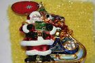 Christopher Radko Delivery on Its Way Glass Christmas Ornament #1019902 2019