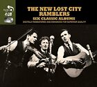 New Lost City Ramblers - 6 Classic Albums - New Lost City Ramblers CD E0VG The