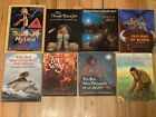 8 Native American Childrens Book LOT Rafe Martin Fox Song Dreamed Acorn