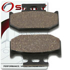 Rear Organic Brake Pads 1990-1996 Suzuki DR350 Set Full Kit L M N P R S T wp