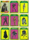 1980 Topps Star Wars: The Empire Strikes Back Series 3 Trading Cards 9