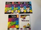 Weight Watchers Winning Points 6 Booklets Welcome Week 1 2 4 6 8