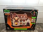 Lemax Spooky Town ~ Spookiest House On The Block ~  Halloween Village IN BOX
