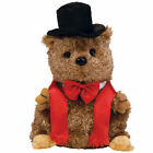 TY Beanie Baby - PUNXSUTAWNEY PHIL 2007 the Groundhog (RED PA Exclusive) MWMTs